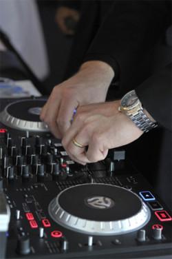 DJ Brian Crow