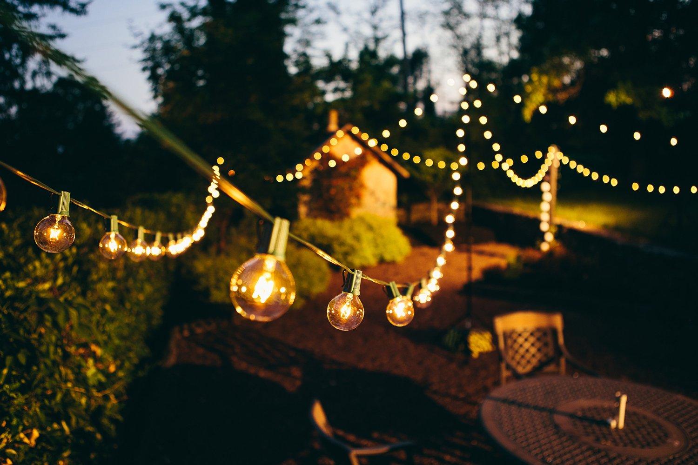 Crow Outdoor Event Lighting