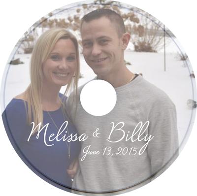 Crow Wedding – DVD Print