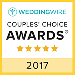CCA17 WeddingWire Final Badge 2017