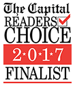 Capital Readers Choice 2017 Finalist