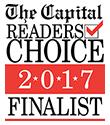 Capital Readers Choice 2017 Finalist